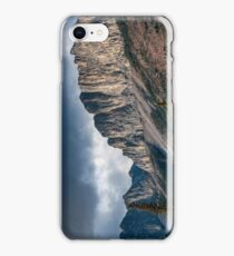 Exshaw Mountain Perspective #2 iPhone Case/Skin