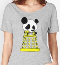 Panda  Robot Women's Relaxed Fit T-Shirt