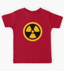 Yellow Radioactive Kids Clothes