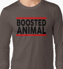 Boosted Animal Long Sleeve T-Shirt