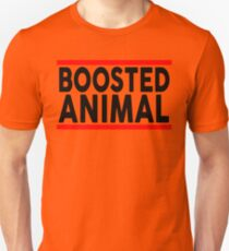 Boosted Animal Unisex T-Shirt