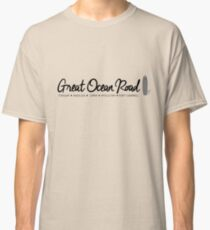 Great Ocean Road - Australia Classic T-Shirt