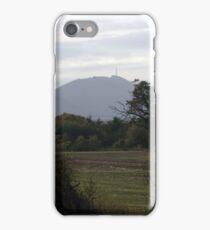 The Wrekin in Autumn, Telford Shropshire iPhone Case/Skin