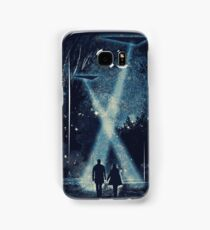 The X-Files Samsung Galaxy Case/Skin