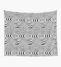 optical illusions Wall Tapestry