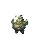 Zombie Fatty by BitGem