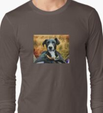 Ringo Takes a Selfie Long Sleeve T-Shirt