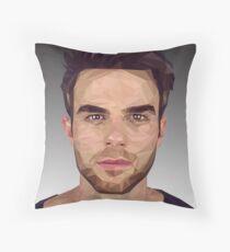 Nate Buzolic/Kol Mikaelson Throw Pillow