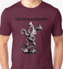 Camiseta unisex Cosas extrañas Demogorgon estilizado
