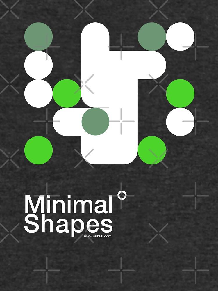 minimal shapes 002 by sub88