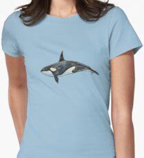 Orca on blue T-Shirt