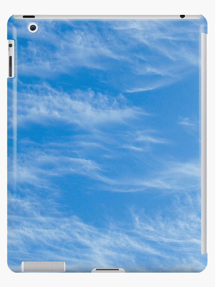 Blue sky with Light Cirrus clouds by PhotoStock-Isra