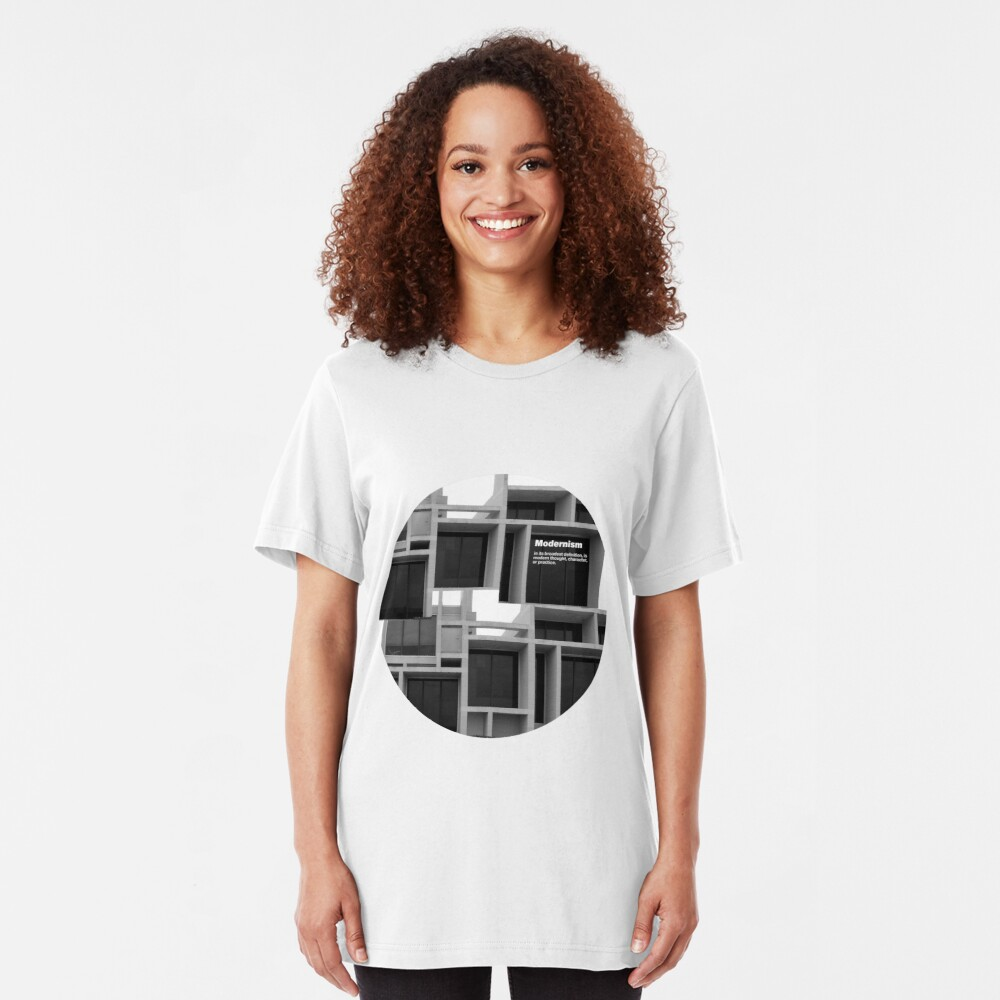 Modernism Slim Fit T-Shirt