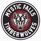 Mystic Falls Timberwolves by hanelyn