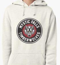 Mystic Falls Timberwolves Pullover Hoodie