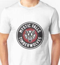 Mystic Falls Timberwolves Unisex T-Shirt