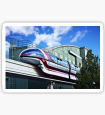 Soarin On The Monorail Sticker