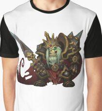 Skeleton King Graphic T-Shirt