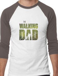 The Walking Dad Men's Baseball ¾ T-Shirt