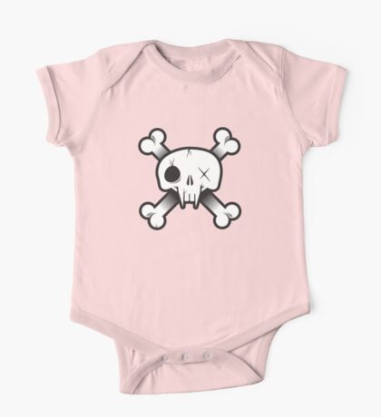 Modern Pirate Skull Kids Clothes