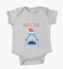 Santa Jaws Kids Clothes