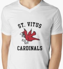St Vitus Cardinals Basketball Team T-Shirt