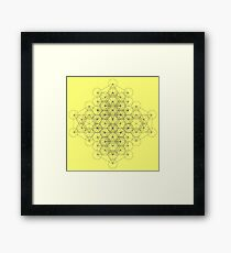 Mathematical Art - 1 Framed Print