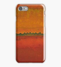 Little Needles original painting iPhone Case/Skin