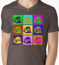 Bus to Nowhere Men's V-Neck T-Shirt