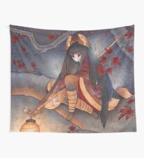 Lantern Light Wall Tapestry