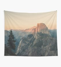 Half Dome III Wall Tapestry