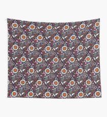 Purple Boheme Wall Tapestry