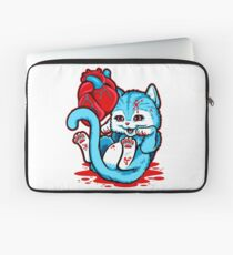 Cat Got Your Heart Laptop Sleeve