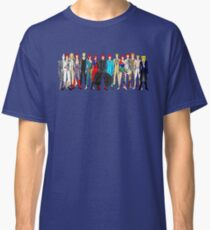 Group Bowie Fashion Classic T-Shirt