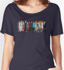 Group Bowie Fashion Women's Relaxed Fit T-Shirt