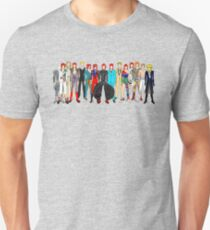 Group Bowie Fashion T-Shirt