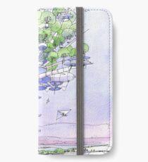 La Citta' Albero iPhone Wallet/Case/Skin