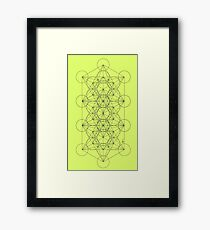 Mathematical Art - 3 Framed Print