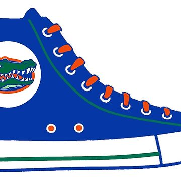 University of Florida UF Converse Sneaker by katedylan