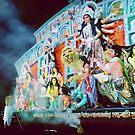 Durga puja by Subhrajit Datta