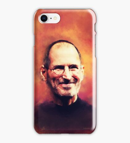 Steve Jobs iPhone Case/Skin