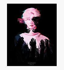 Min Yoongi is Dead Photographic Print