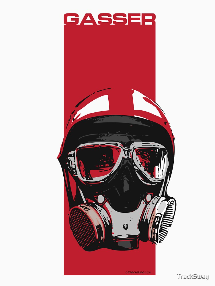 Gasser-Red by TrackSwag