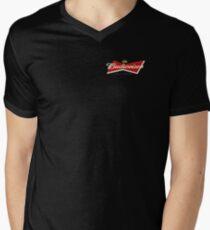 Budweiser Men's V-Neck T-Shirt
