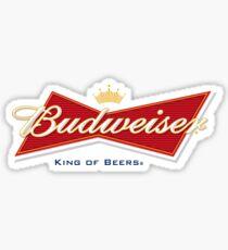 Pegatina Budweiser