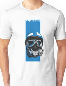 Gasser-Blue Unisex T-Shirt