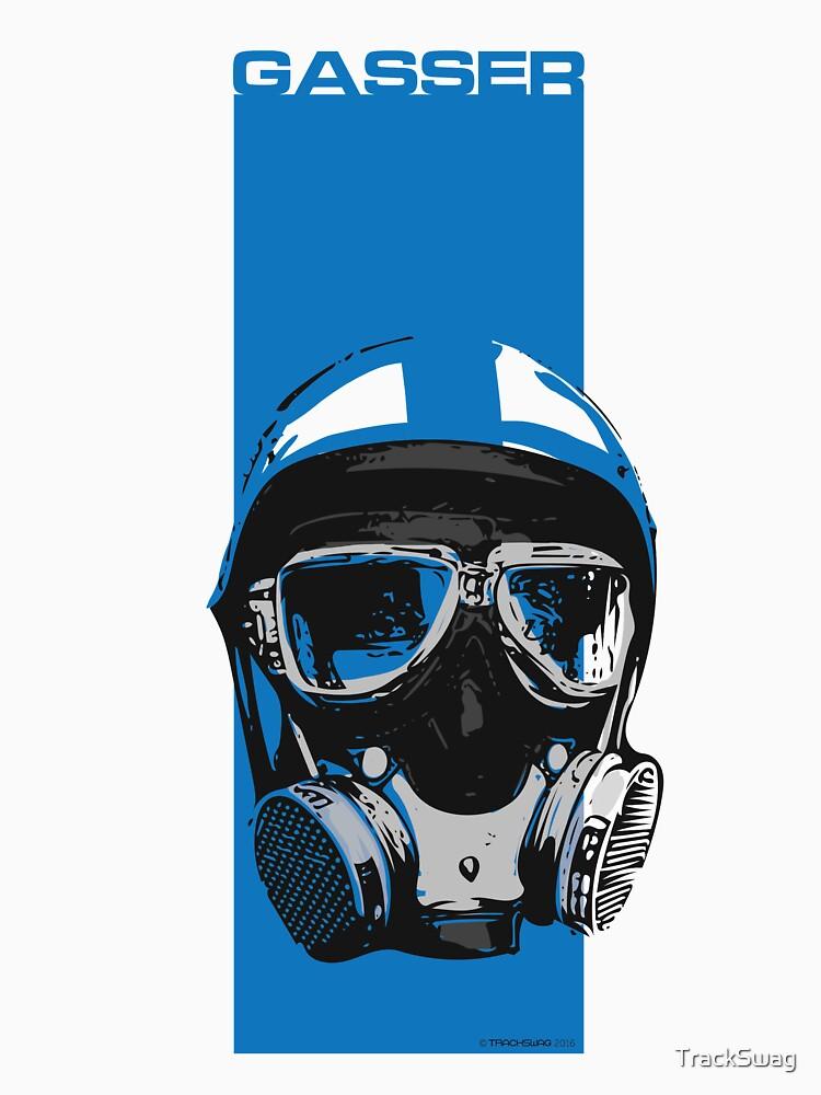 Gasser-Blue by TrackSwag