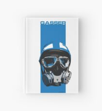 Gasser-Blue Hardcover Journal