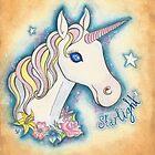 Starlight the Unicorn by Victoria Thorpe