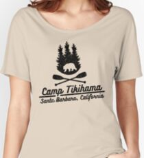 Camp Tikihama  Women's Relaxed Fit T-Shirt